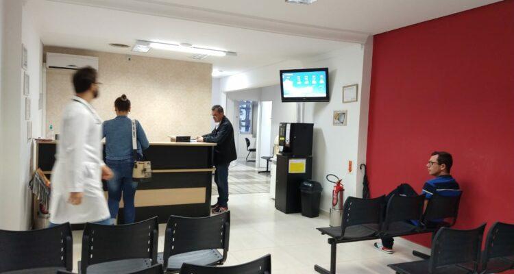 TV clínica de sáude