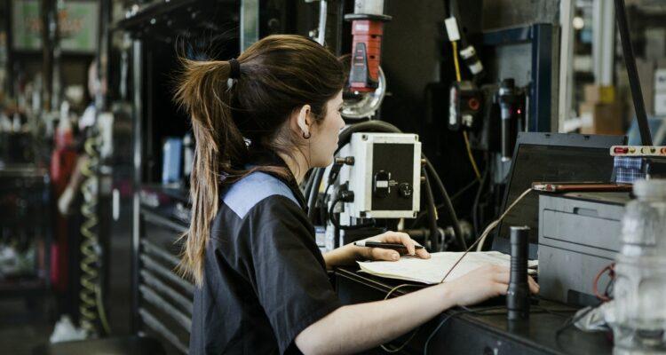 eficiência industrial