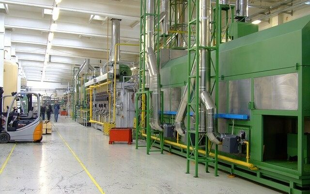 gestão da produção industrial