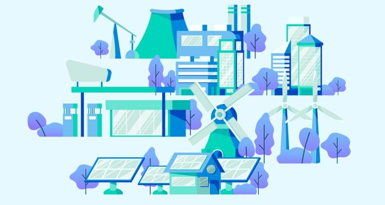 indústria sustentável